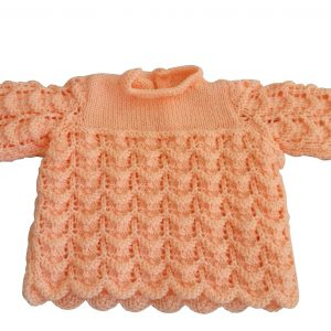 Peach Angel Top